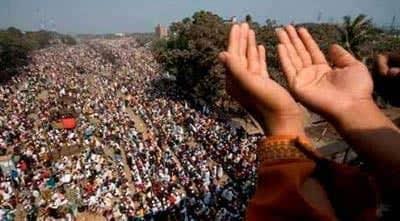 দু'পক্ষের আলাদা আয়োজনের মধ্যদিয়ে এবারে বিশ্ব ইজতেমা অনুষ্ঠিত হবে
