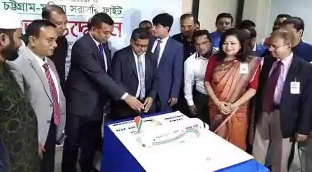 চট্টগ্রাম-মদিনা-চট্টগ্রাম রুটে বিমানের ফ্লাইট চালু