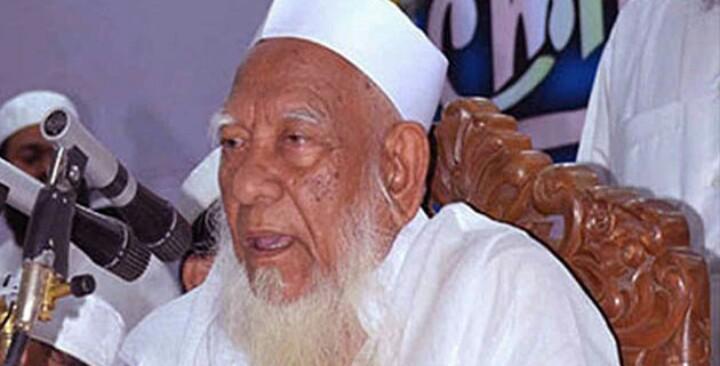 ফেনীতে আসছেন আল্লামা আহমদ শফি