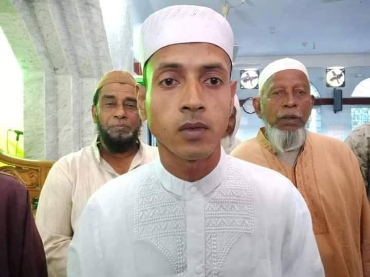 দাগনভূঞায় ইসলাম ধর্ম গ্রহণ করলেন রুপম দাশ