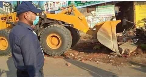 হাটহাজারীতে সওজে'র দুই কোটি টাকার জায়গা উদ্ধার
