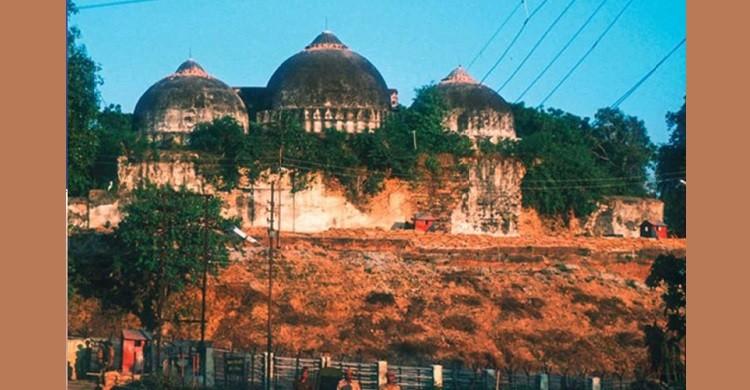বাবরি মসজিদের পরিবর্তে নতুন মসজিদ নির্মাণ হবে উত্তরপ্রদেশে