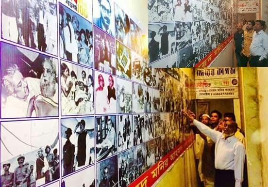 ফেনীর সোনাগাজী প্রেসক্লাবে 'বঙ্গবন্ধু কর্ণার' স্থাপন