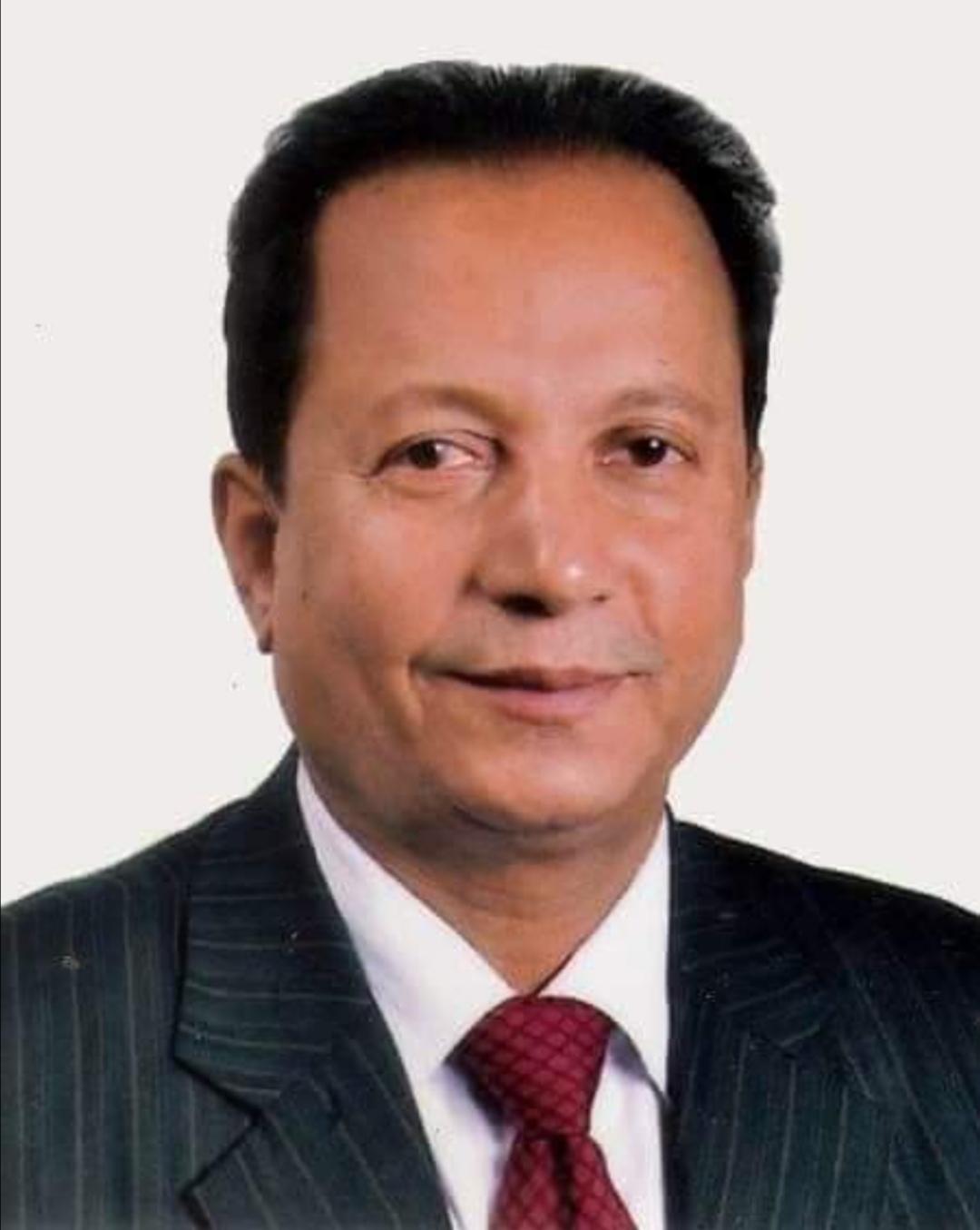 বিএনপি'র আইনজীবি সানাউল্লাহ মিয়ার এন্তেকাল