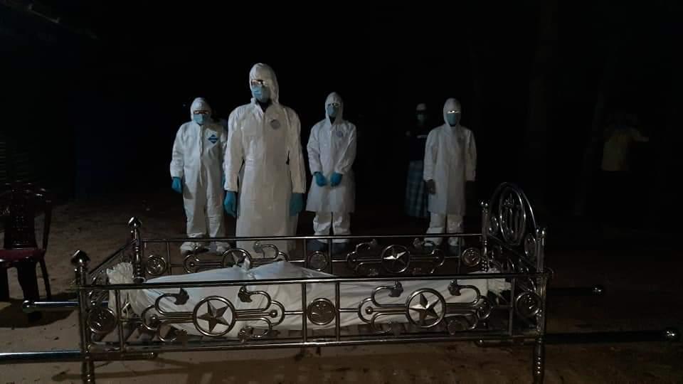 ফেনীতে করোনায় মৃতের লাশ দাফনে ইসলামী আন্দোলন