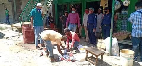 কোম্পানীগঞ্জে মোবাইল কোর্টের অভিযানে দ্রব্যমূল্যের দাম নিয়ন্ত্রণে