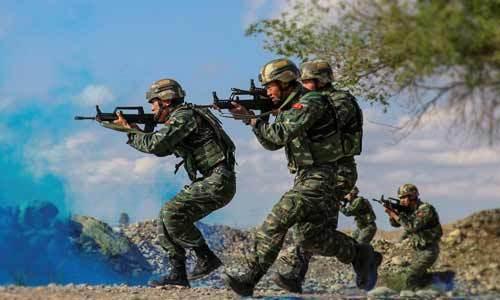ভারতের সীমান্তে ঢুকে পরেছে চীনা সেনাবাহিনী