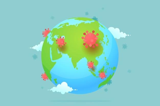 বিশ্বে করোনায় আক্রান্ত ৬৪ লাখ ছাড়িয়েছে, মৃত ৪ লাখ ছুঁইছুঁই
