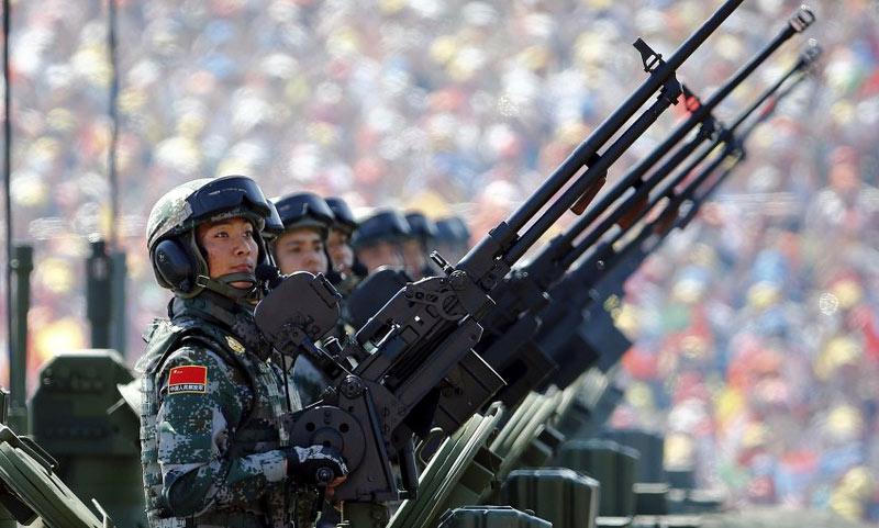 সীমান্তে উসকানি বন্ধ করতে ভারতের প্রতি চীনা সেনাবাহিনীর হুঁশিয়ারি