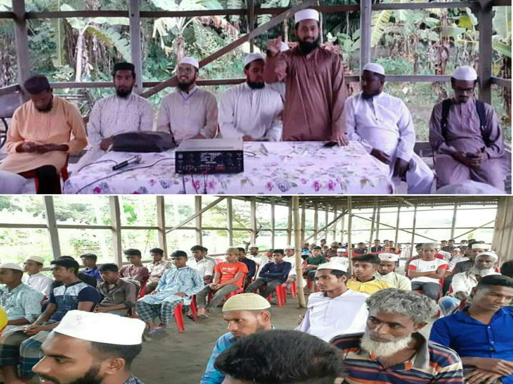 কুশাখালীতে ইসলামী আন্দোলনের উদ্যোগে যুব সমাবেশ অনুষ্ঠিত