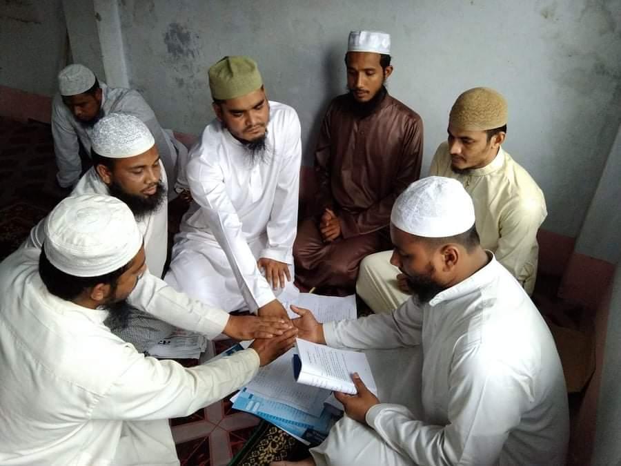 ইসলামী যুব আন্দোলন ভূজপুর থানা শাখার কমিটি গঠন সম্পন্ন
