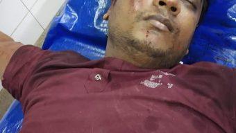 গোদাগাড়ীতে সড়ক দুর্ঘটনায় মোটরসাইকেল আরোহী নিহত