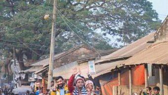 হাকিমপুর পৌরসভা নির্বাচনে আবারও জয়ী হলেন চলন্ত