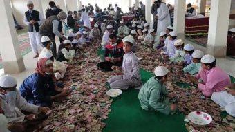 কিশোরগঞ্জের ঐতিহাসিক পাগলা মসজিদের দান সিন্দুকে ৫ মাসে মিলল ১৪ বস্তা টাকা